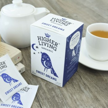 Higher Living Sweet Dreams Organic Tea